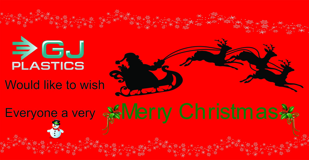 Correx Printed Signs for Christmas GJ Plastics