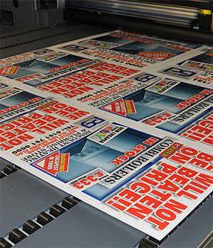 Correx Board Printing, 4ft Correx Signs