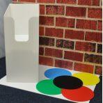 Correx Tabloid Dump bins GJ Plastics