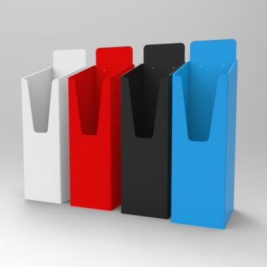 Magazine Dump Bin Foam PVC A4 Size