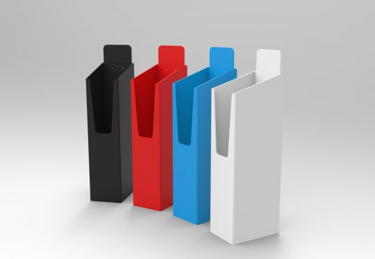 Foam PVC Dump bins A5