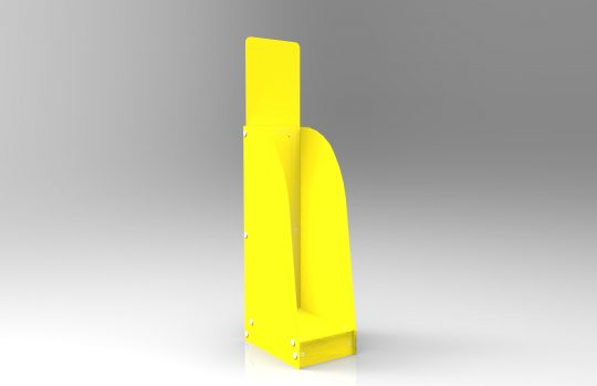 Bulk Brochure Dispenser, Plinth Stands