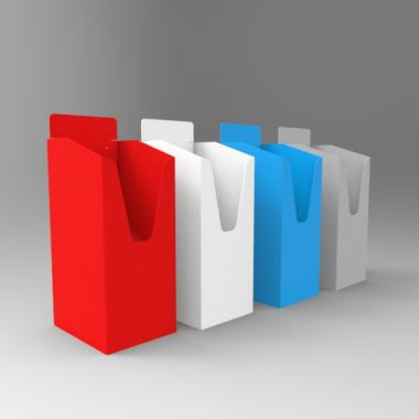 Foam PVC Newspaper Dump Bins