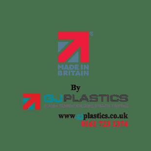 Made in Britain by GJ Plastics