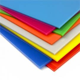 Perspex Sheet Colours