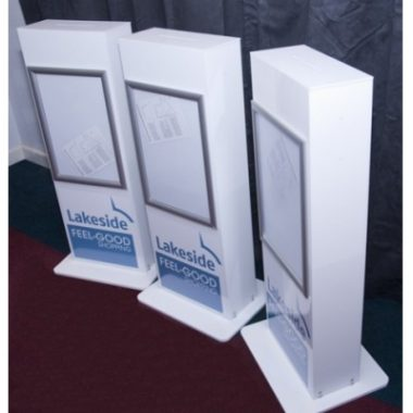 Perspex Entry Form Boxes, Suggestion Box, Acrylic Competition Boxes