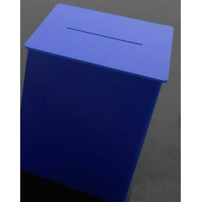 Foamex Boxes, Lockable Competition Box