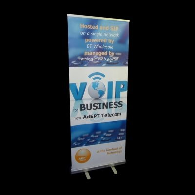 What are roller banners and why should we use them? GJ Plastics