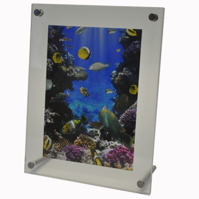 Desktop Acrylic Frames, Perspex Photo Frame