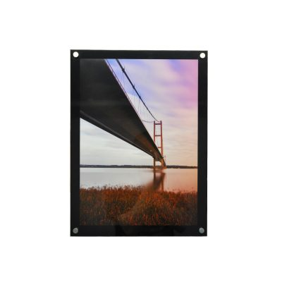 A4 Coloured Wall Mounted Photo Frame
