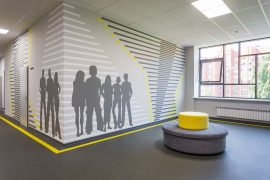 Printed Wallpaper, Custom Printed Wall Coverings