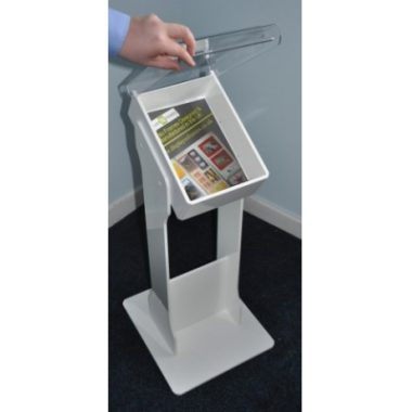 Exterior Magazine Stands, Newspaper Stands