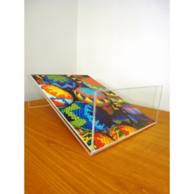 Desktop A4 Magazine Holder, Brochure Displays
