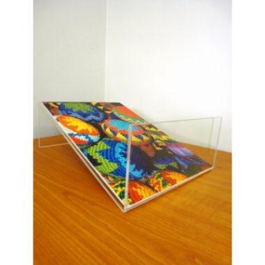 Desktop A4 Magazine Holder, Brochure Displays