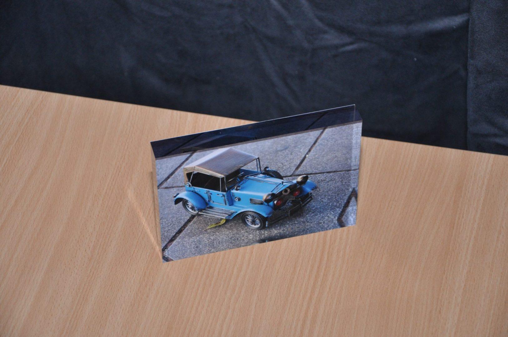 10x8 Acrylic Photo Block