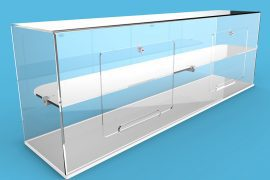 Acrylic Display Cases, Perspex Display Case