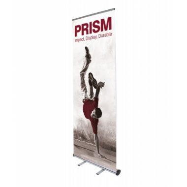 Prism Pull Up Banner, Roller Banner Stands