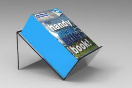 Counter Brochure Holders