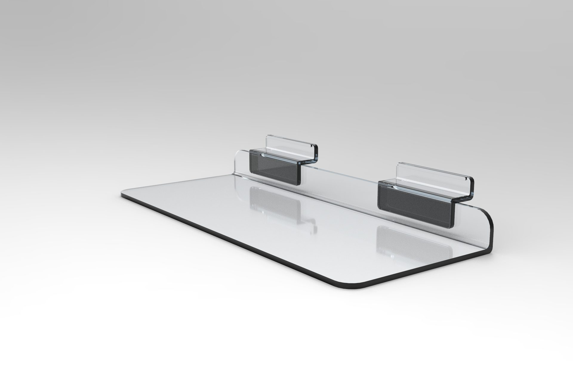 General Purpose Slatwall Shelf