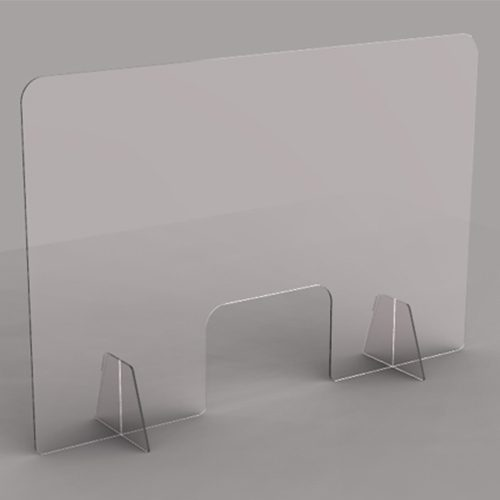 Acrylic Sneeze Screen - Perspex hygiene Screens