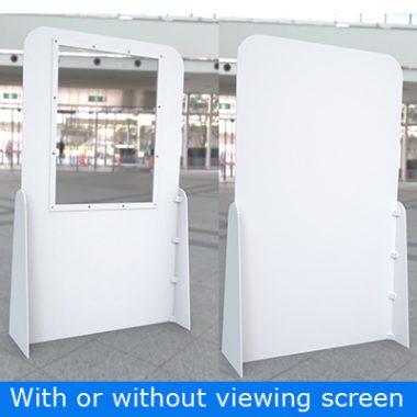 Floor-standing Screen Guards