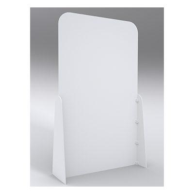 Floor-standing Screen Guards GJ Plastics