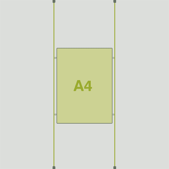 A4 LED Light Pocket