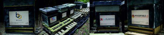 GJ Plastics Adopts a Bee Hive GJ Plastics