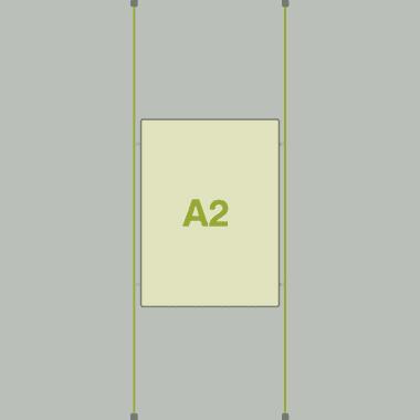 A2 LED Light Pocket