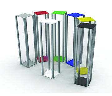 Retail Display Plinths